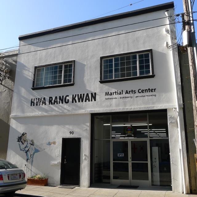 Soma South Beach Hrk Martial Arts San Francisco